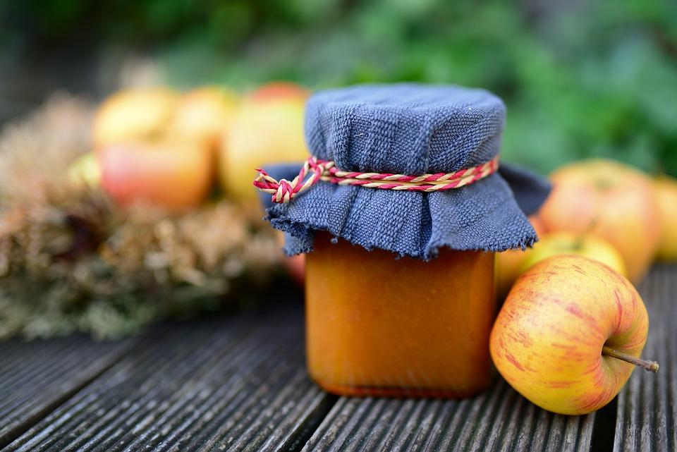 Gelée et confiture de pommes : recettes à l'ancienne